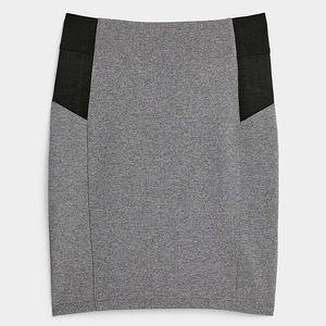 NWOT TWIK Elastic Band Fitted Skirt
